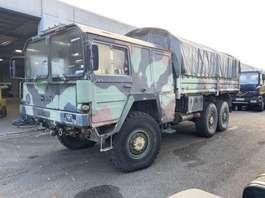 camion militaire MAN kat 6x6 1979