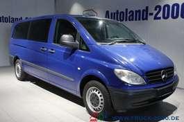 autobús taxi Mercedes Benz Vito 115 CDI Extra Lang Autom. 7 Sitze 2 x Klima 2009