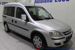 minibus Opel Combo 1.7 CDTI  EDITION 1. Hand, AHK, Klima  BC 2009