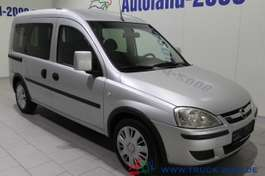taxi bus Opel Combo 1.7 CDTI  EDITION 1. Hand, AHK, Klima  BC 2009