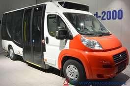 minibus Fiat Bürgerbus+Rollstuhlrampe-City-Überlandshuttle 2014