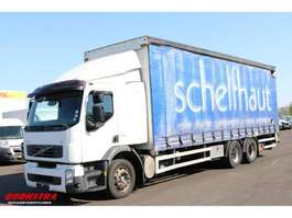 Schiebeplanen-LKW Volvo FE 320 6X2 Manual Hefdak Schuifzeilen Euro 4 2007
