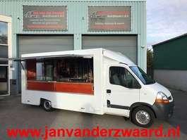 shop trailer lcv Renault Master 2.5 DCI   verkoopwagen   FOOD TRUCK verkoopauto verkoop auto 2010