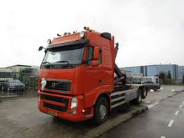 container truck Volvo FH.420 6X2 2011