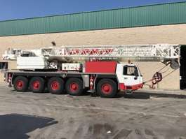 camion grue Faun ATF110 G-5 - 110TONS 10X8 CRANE   FLY JIB 58M 2006