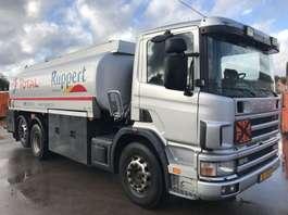 cysterna Scania 124L 420 6x2 **19.150Ltr TANK-TOPTRUCK** 1999