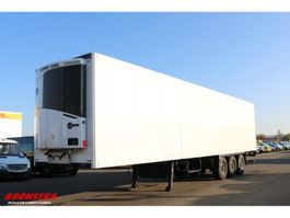 refrigerated semi trailer Krone TKS 3-Asser Thermo King SLXI 400 2017
