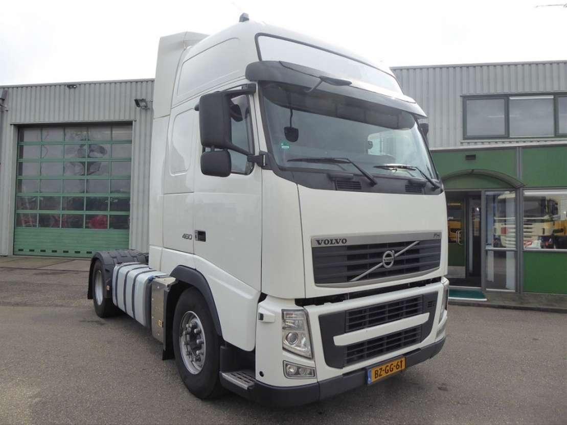 Тягачи стандарт Volvo FH 460hp, Globetrotter XL,Dutch truck, TUV 06/2020 2011