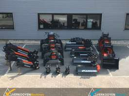 mower agricultural Cangini Benne TC1F-120 Klepelmaaier vooraanbouw 2020