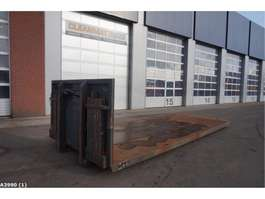 open top shipping container Flat container 2010