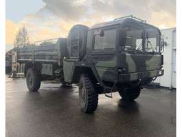 camion militaire MAN kat 4x4 1979