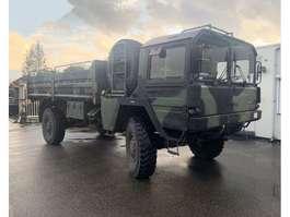 военный грузовик MAN kat 4x4 1979