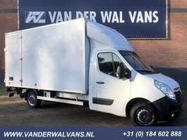 закрытый короб ЛКТ Opel Movano 2.3CDTI 136pk bakwagen, laadklep zijdeur, spoiler, airco, navigatie 2016