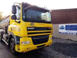 cisternové vozidlo DAF DAF CF85.360 AVEC CITERNE EN INOX 2 COMP 2008