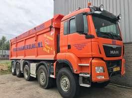 tipper truck MAN TGS 49.440 10x8 2014