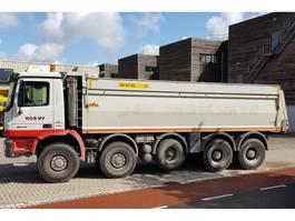 tipper truck > 7.5 t Mercedes Benz ACTROS 5044 AK 10x8 2008