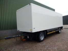 closed box trailer GS Meppel AI-2000 2 As Vrachtwagen Aanhangwagen Gesloten, WJ-RH-65 2003