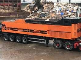 другая строительная машина Doppstad Combi Scedder DZ 750 Combi 2006
