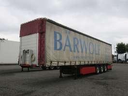 tilt trailer Schmitz Cargobull SCS 24 Coil Liftachse Palettenkasten TÜV neu!!! 2004