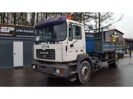 tipper truck MAN FE360 - Full Steel - Tipper 2001
