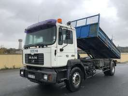 tipper truck MAN FE360 - Full Steel - Tipper 2001
