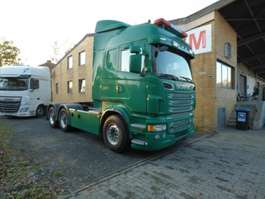 heavy duty tractorhead Scania R620 V8 6X2 HNB TOP ZUSTAND