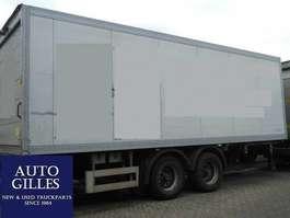 closed box trailer Wagen-Meyer Zako 18 Tandemanhänger 2008