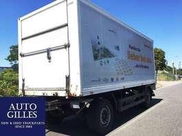 closed box trailer Wagen-Meyer MAKL 18 2002