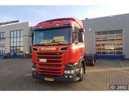 автошасси изменяемой конфигурации Scania R520 CR19, Euro 6 2015
