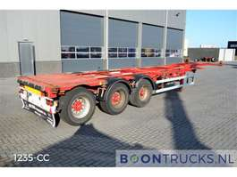 Containerfahrgestell Auflieger HFR 20-30-40-45ft HC *DISC BRAKES* 2005