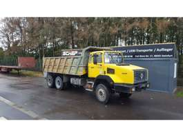 tipper truck Renault CBH 340 - 6x4 - Top Truck 1990