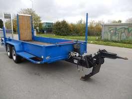 drop side full trailer Blomenroehr 554/8500 - Wipkar Open - Machinetransporter, WY-83-FL 2000