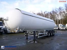 Tankauflieger Auflieger Robin e Gas tank steel 50 m3 1997