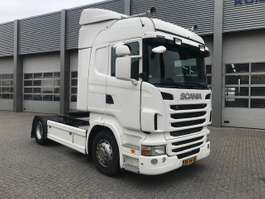 cab over engine Scania R 400 A 4X2 HIGHLINE / NL TRUCK / MANUAL /RETARDER 758dkm!! 2011