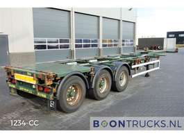 Containerfahrgestell Auflieger HFR 20-30-40-45ft HC *EXTENDABLE REAR* 2003