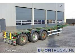 Containerfahrgestell Auflieger HFR 20-30-40-45ft HC *EXTENDABLE REAR* 2006