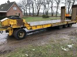 lowloader trailer Nooteboom Asd-32 1988
