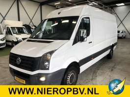 closed lcv Volkswagen CRAFTER tdi l3h2 airco navi 130000km 2016