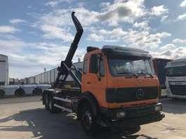 container truck Mercedes Benz 2235 1990