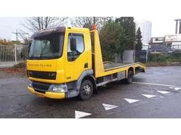 car transporter truck DAF AE45.170 2004
