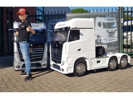 other-tractorheads Mercedes Benz ACTROS 2548 EDITION 1 minitruck 2020