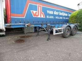semirremolque de chasis contenedor Renders containerchassis 20 voet, type EURO 700 2001