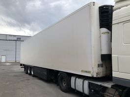 refrigerated semi trailer LAMBERET LVF S3, Carrier Maxima 1300, BPW, TOP 2007