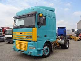 cab over engine DAF XF 95.430 + Manual 2001