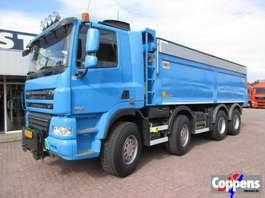tipper truck DAF 85 CF 510 8X4 Kipper Euro 5 2011