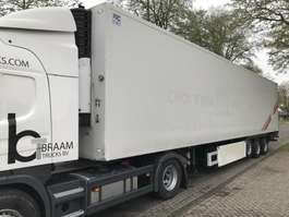 refrigerated semi trailer Montenegro Carrier Max 1300 Liftas Laadklep 2005