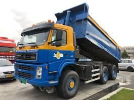 tipper truck > 7.5 t Terberg FM1350-WDG 6X6 2008