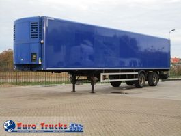refrigerated semi trailer Ackermann VS-F /20 ThemoKing SLX100 2002