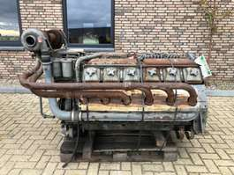 motor industrial Deutz BF12L 714 275 PK diesel motor