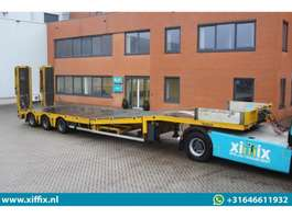 semi lowloader semi trailer Nooteboom 3-ass. Semi dieplader met dubbele hydr. kleppen en hydr. vloer // 3x ges... 2011